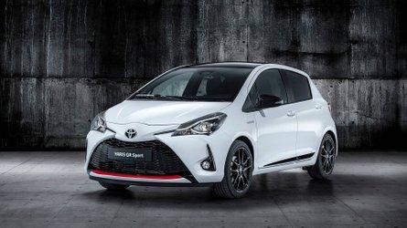 Toyota Yaris GR Sport e Y20, ediciones especiales para París