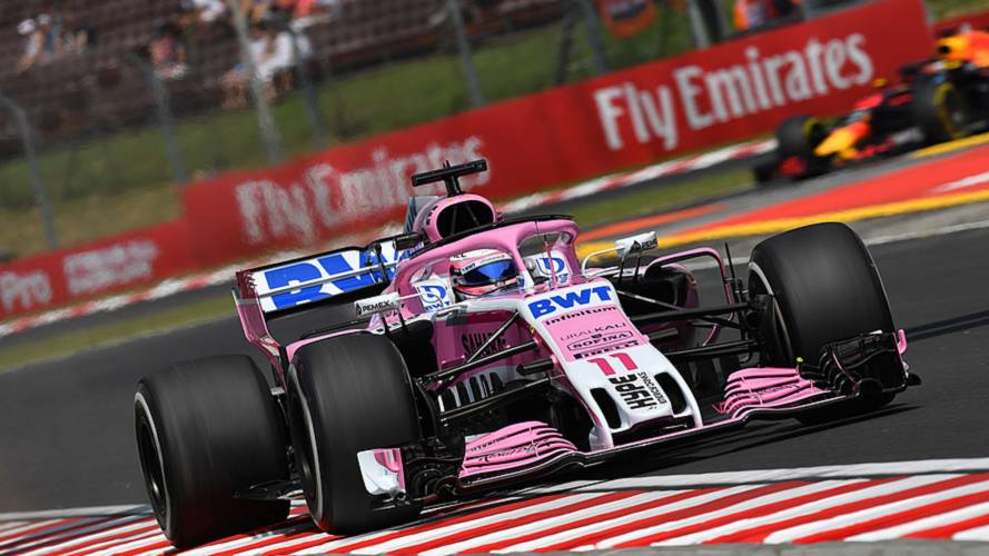 Force India Goes Into Administration