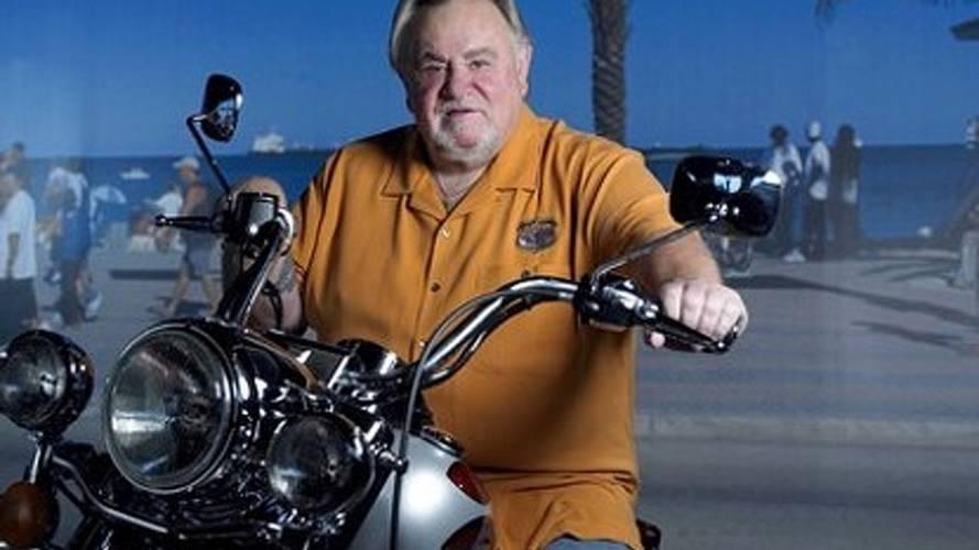 Bruce Rossmeyer wasn't wearing helmet during fatal crash