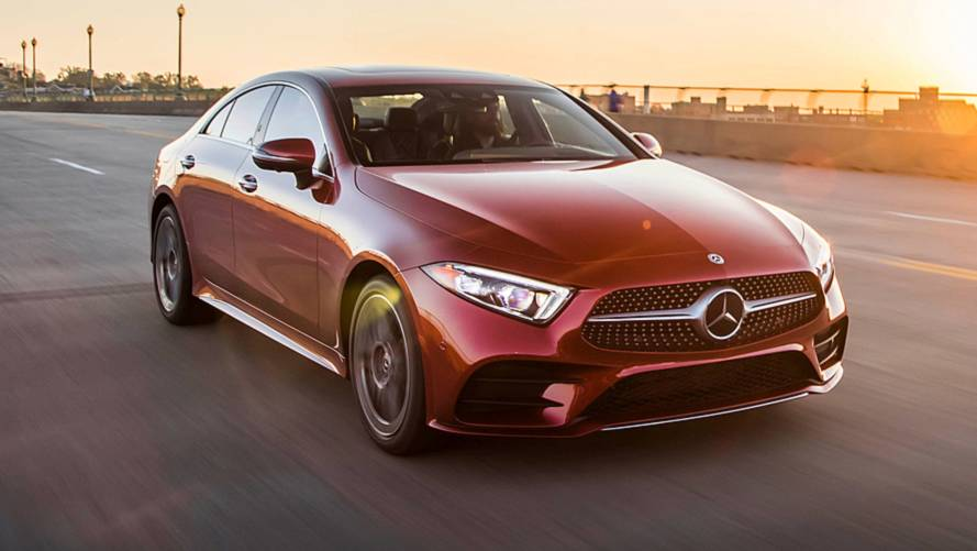 2019 Mercedes-Benz CLS-Class First Drive: Still A Trendsetter