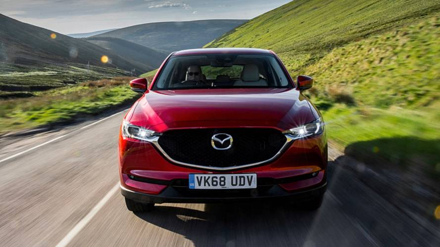 Updated 2018 Mazda CX-5 Starts At £24,795