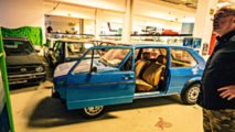 The Man Who Owns 114 VW Golfs