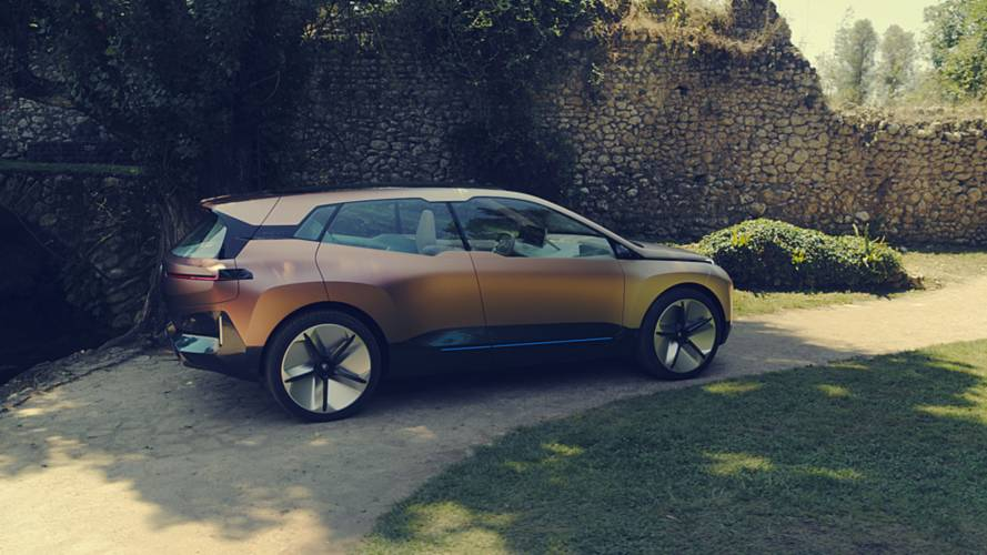 BMW, iNEXT adlı konsept otomobilini tanıttı