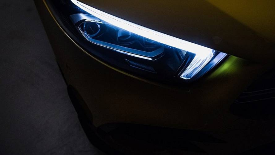 2019 Mercedes-AMG A35 Teased For The First Time [UPDATED]