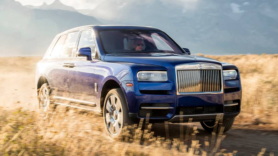 2019 Rolls-Royce Cullinan First Drive: Getting Mud In The Grey Poupon
