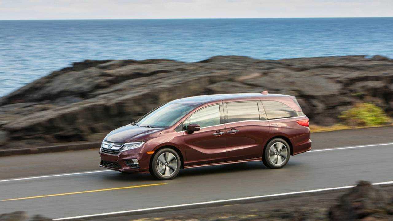 1. Honda Odyssey LX: $1,298
