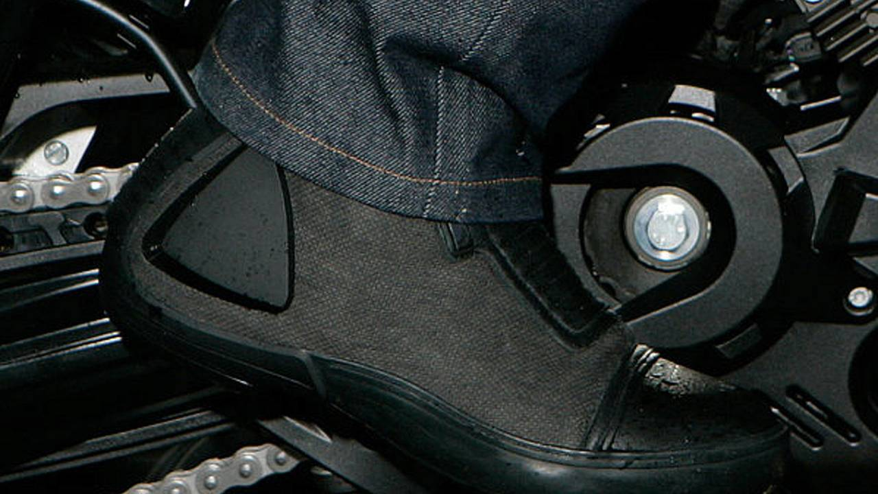 Motorcycle boots you can wear in public