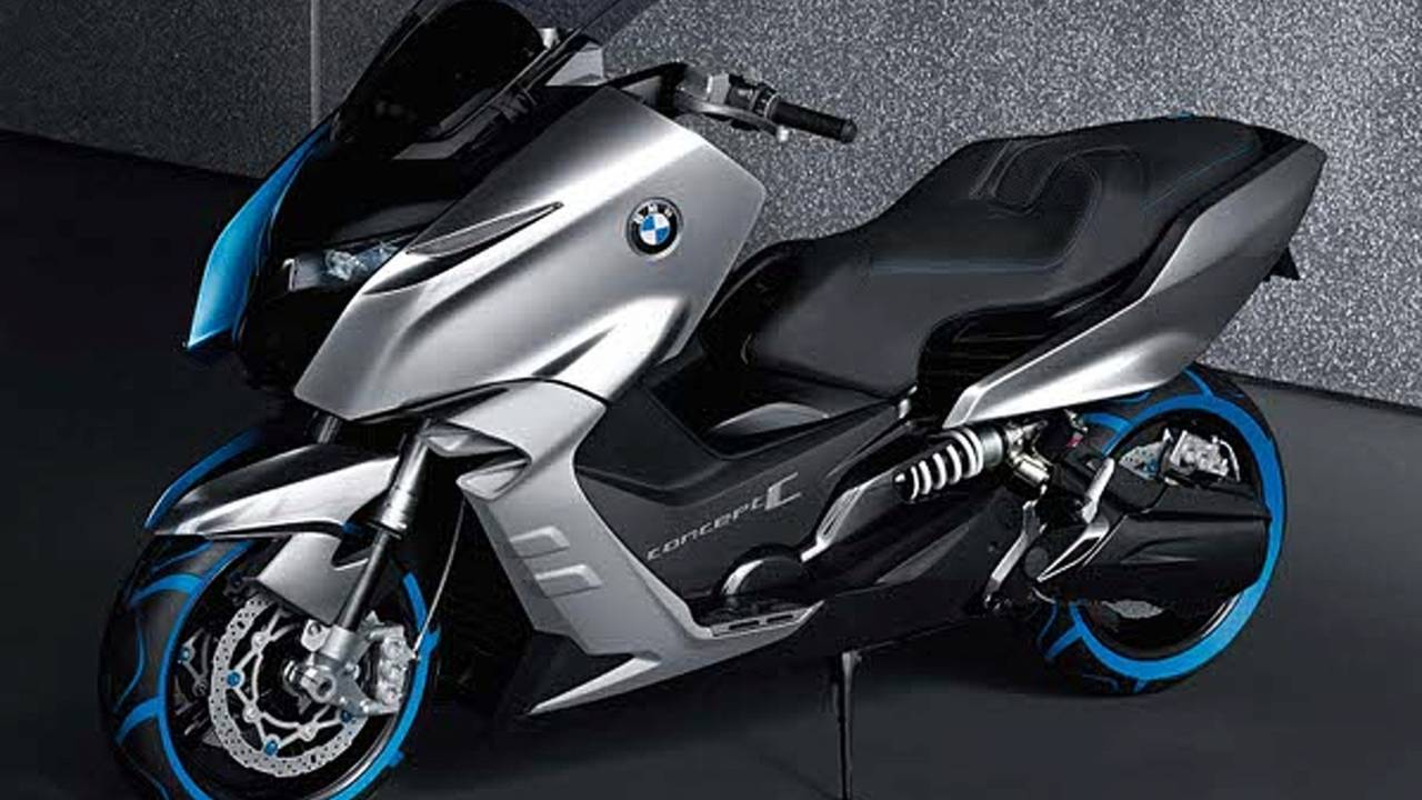 Is this the production BMW Concept C?