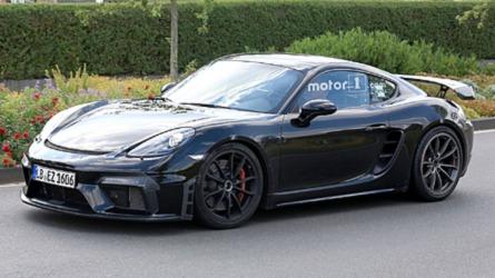 VWVortex.com - Is This The Porsche 718 Cayman GT4?