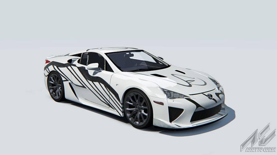 Lexus - Une LFA