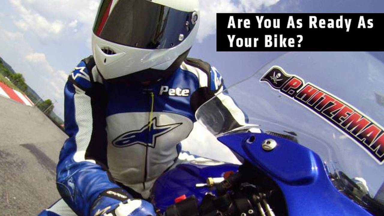 Track Day: Are You As Ready As Your Bike?