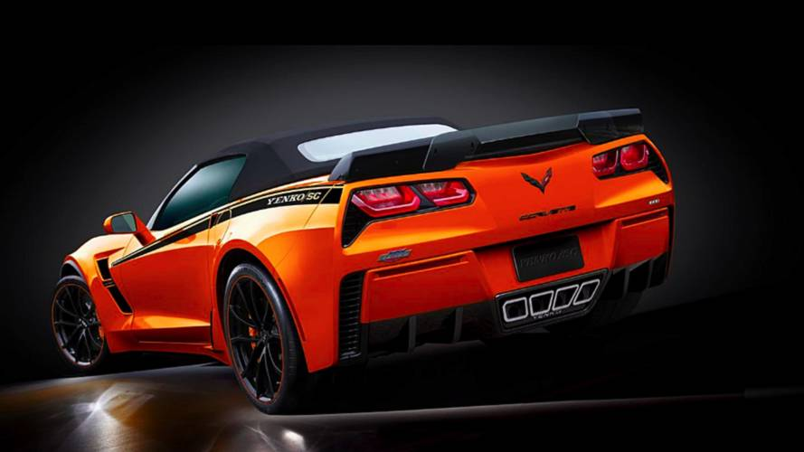 Now You Can Order A 1,000-HP Yenko Corvette From Your Local Dealer