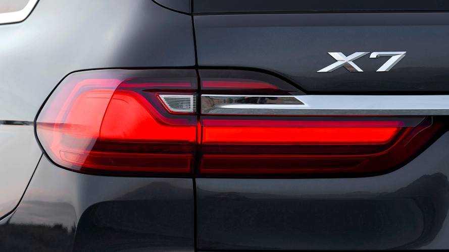 BMW X7 e le sue rivali