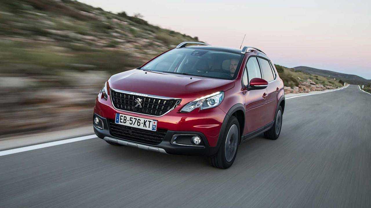 3 - Peugeot 2008