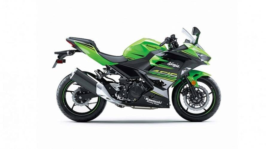 Kawasaki Gets Naked With New Z400 for 2019