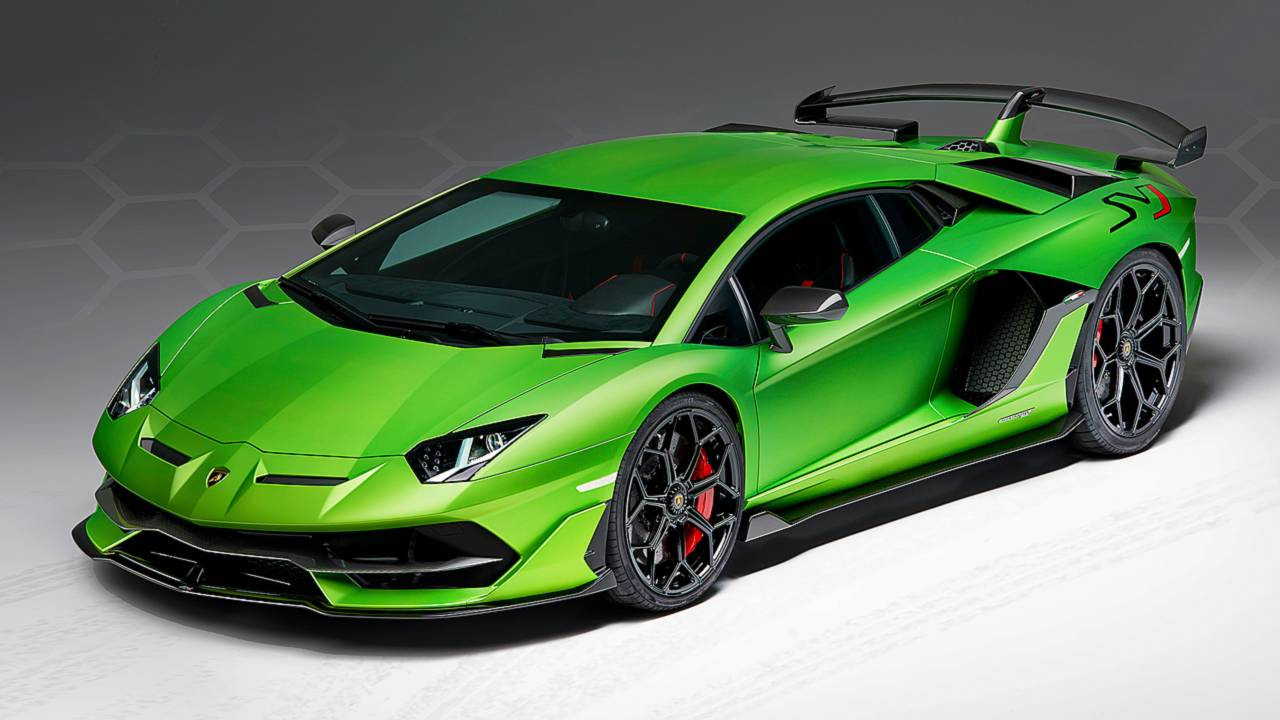 lamborghini aventador svj der mega lambo. Black Bedroom Furniture Sets. Home Design Ideas