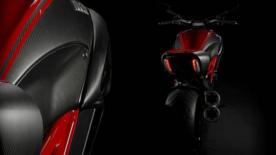 Ducati Diavel: first official image