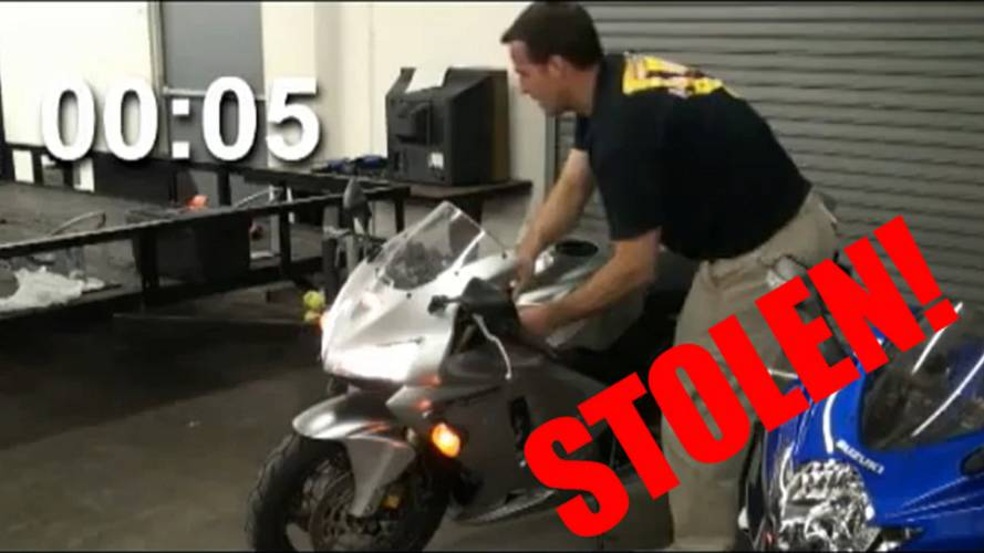 How to steal a GSX-R