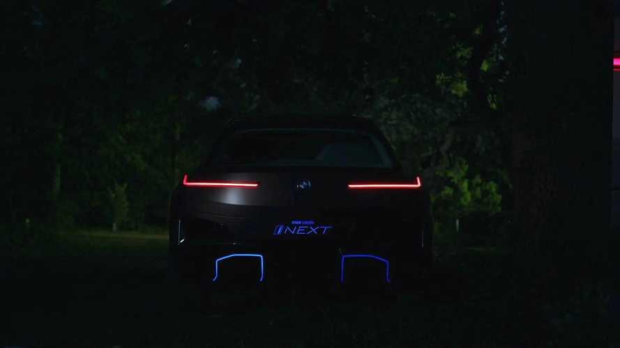 BMW Vision iNext - Et maintenant le teaser vidéo