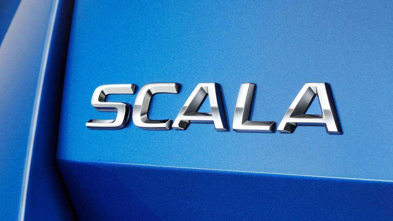 Skoda Rapid'in İsmi Scala Oluyor