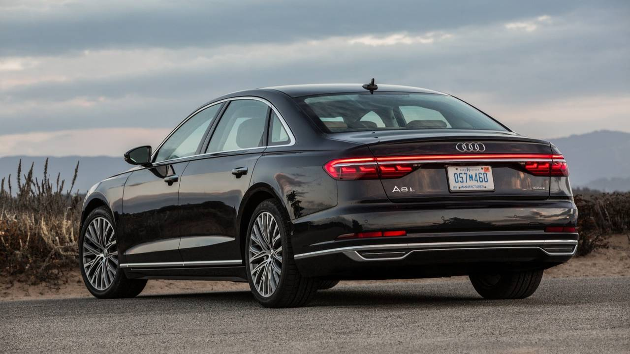 Audi Still Has Full Confidence In Sedans Despite SUV Craze