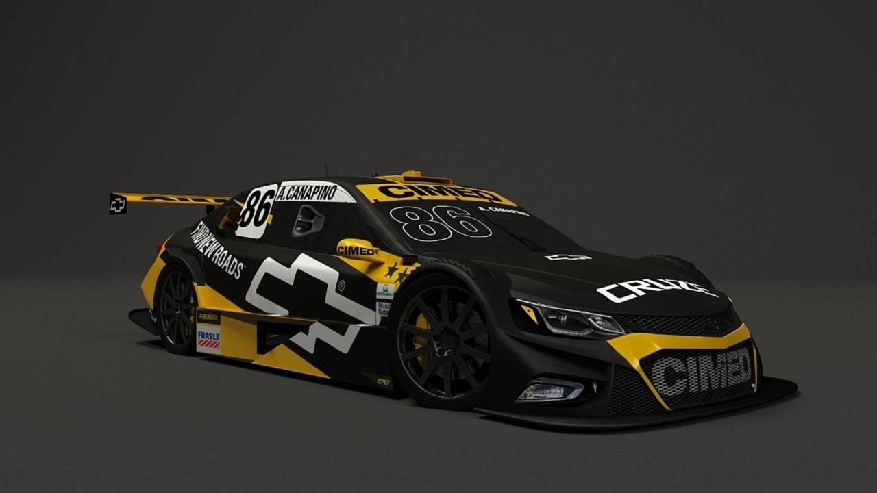 Chevrolet Cimed Racing - Corrida do Milhão 2018