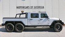 Jeep Wrangler 6X6 Custom
