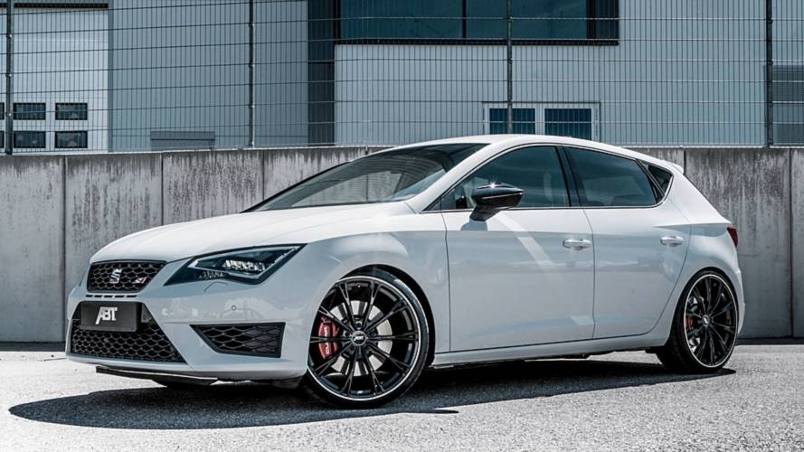 ST CUPRA 300 Carbon Edition