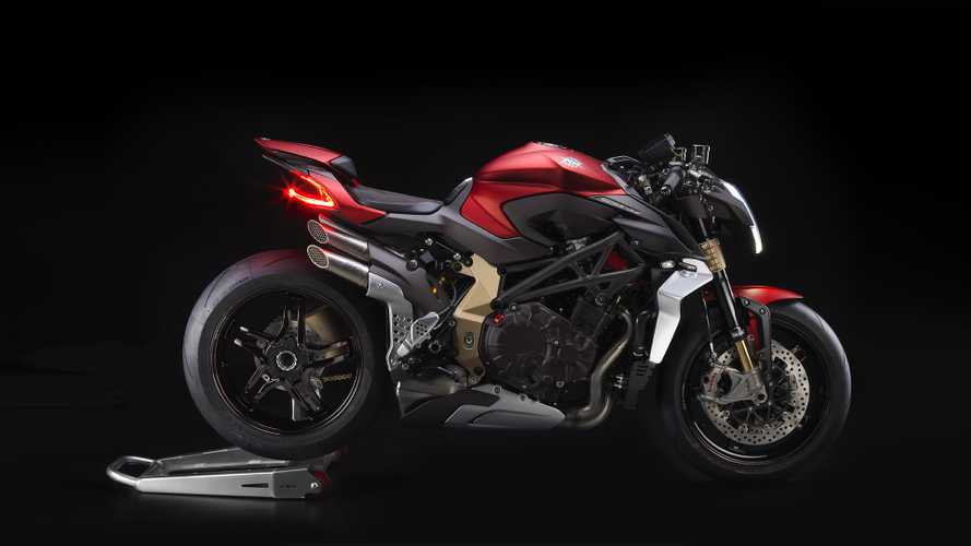 The MV Agusta Brutale Serie Oro Is A Naked Superbike