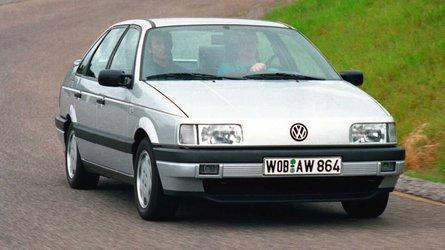 VW Passat: Die dritte Generation wird 30 Jahre alt