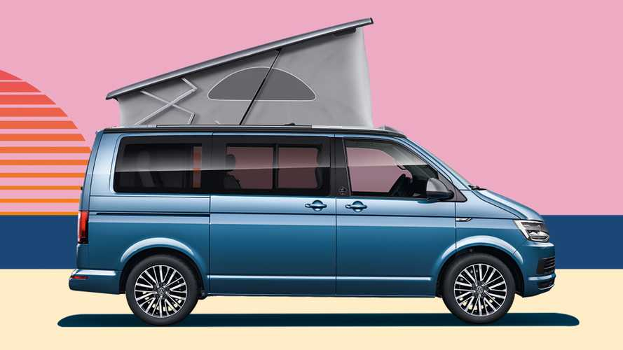 VW's special-edition camper van can cost more than £70,000
