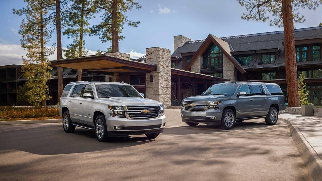 2019 Chevrolet Tahoe Suburban Premier Plus Edition