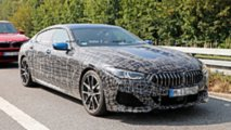 BMW 8 Series Gran Coupe Spy Photos