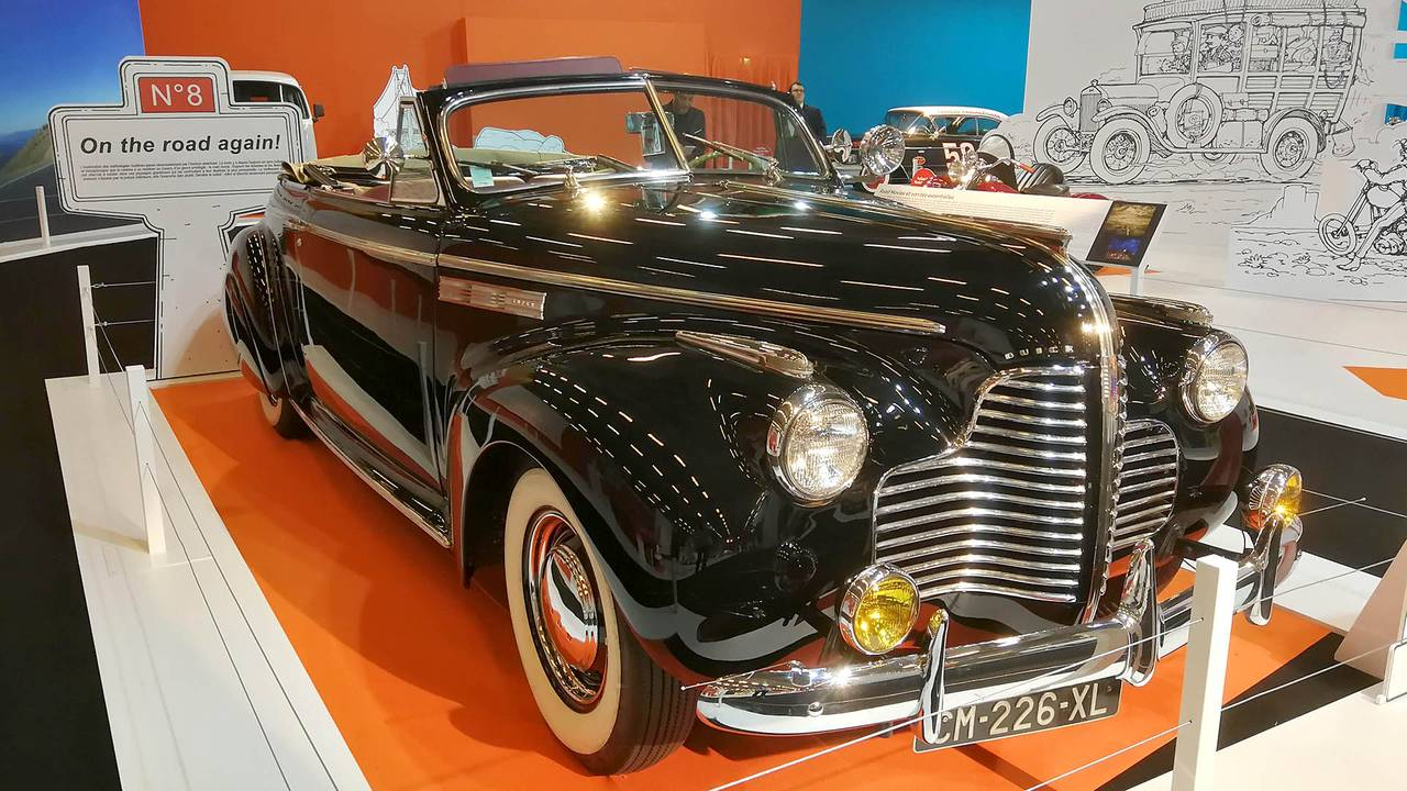 Buick Serie 56 Covertible (1940)