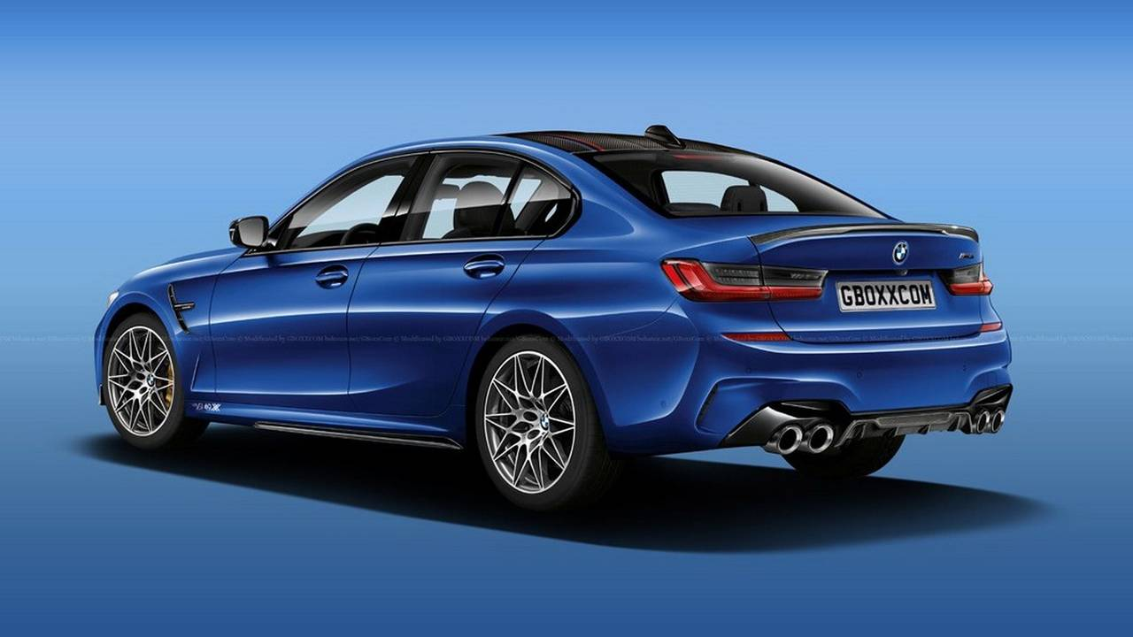 2020 BMW M3 render imagines the high-powered sports saloon