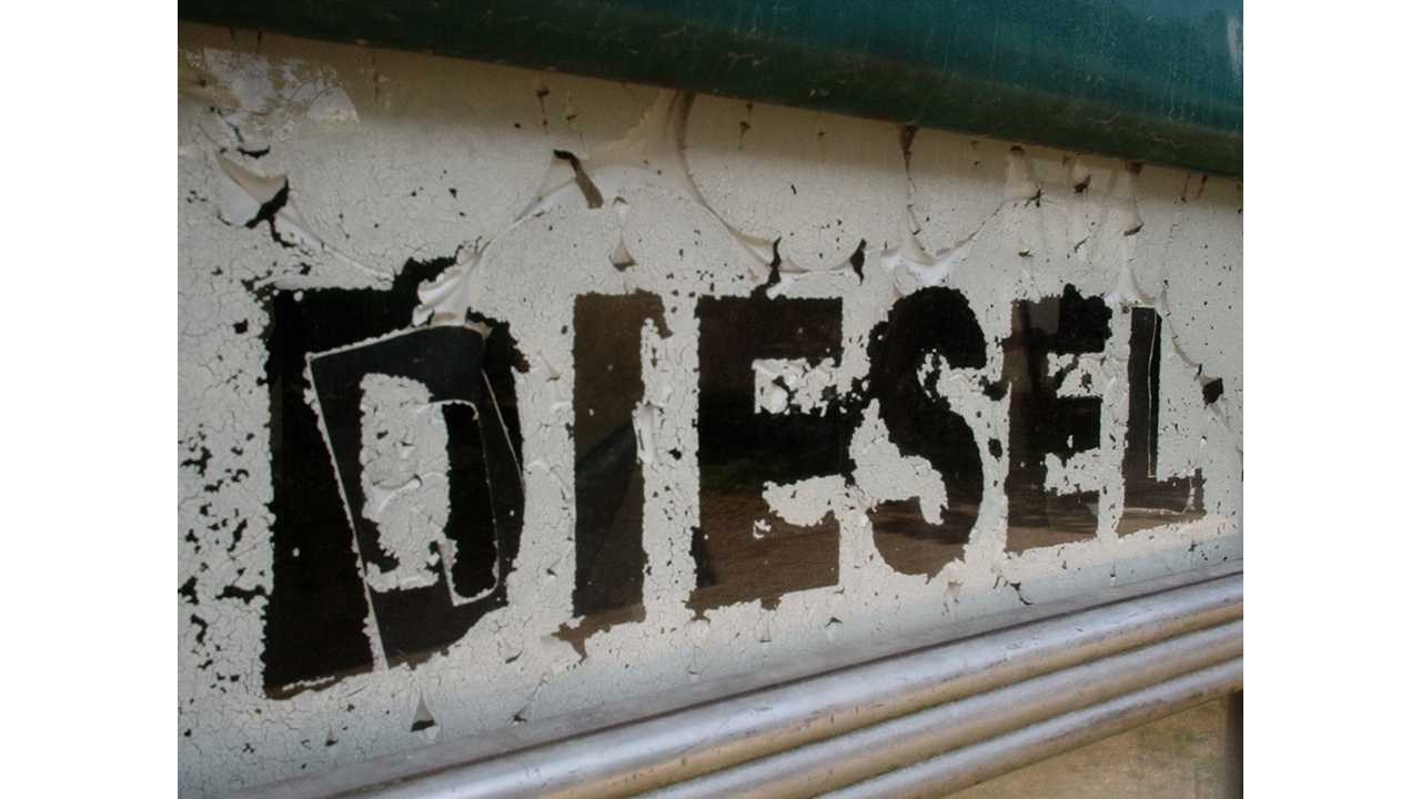 Even Ultra Clean Diesels Are No Match for Today's Plug-In Vehicles