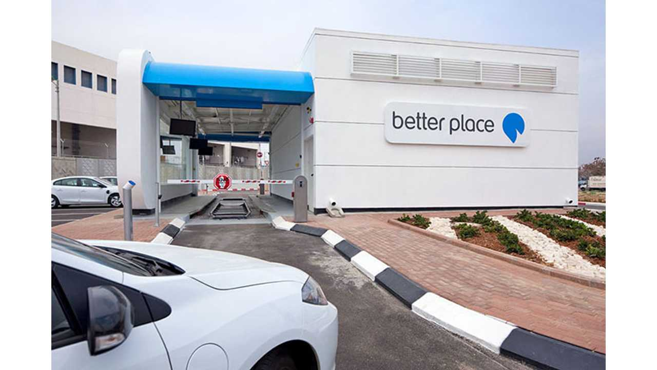 Bankrupt Better Place Sold For $4.9 Million, Will Keep 15 Battery Swap Stations Open