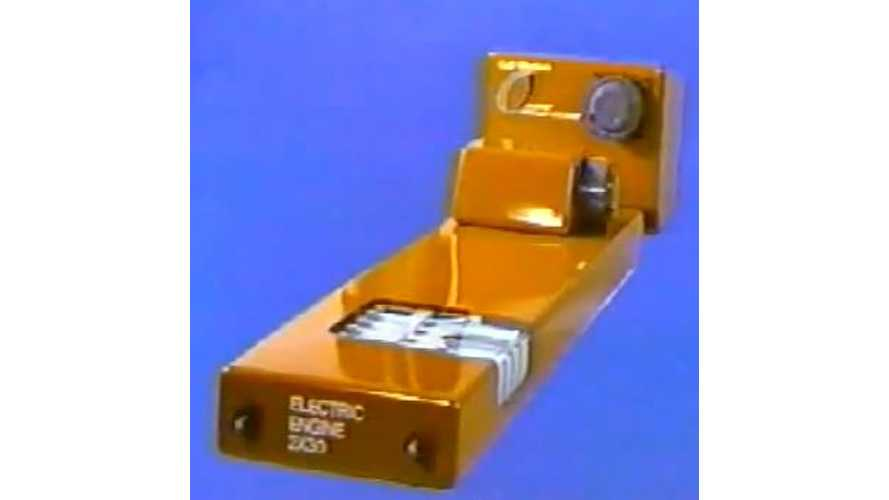Video: Gulf + Western Industries Unveils Zinc Chloride Battery in 1980 Commercial