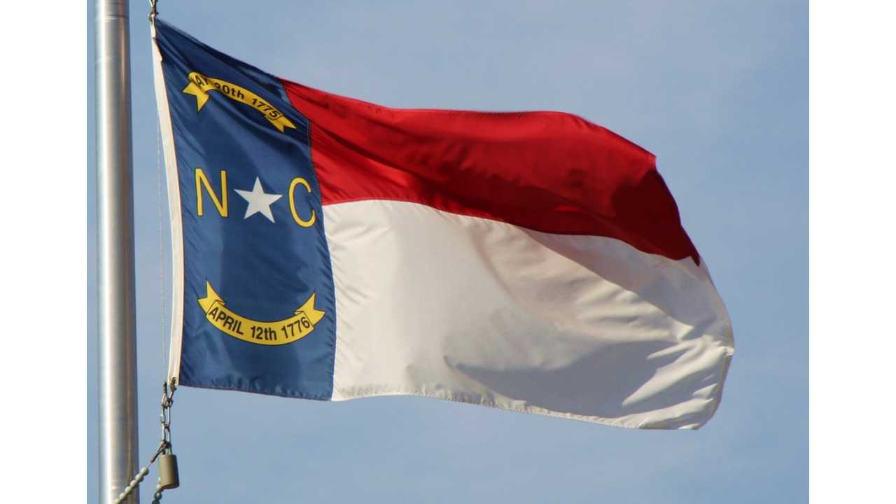 Electric Vehicle Owners Now Required to Pay $100 Annual Fee in North Carolina