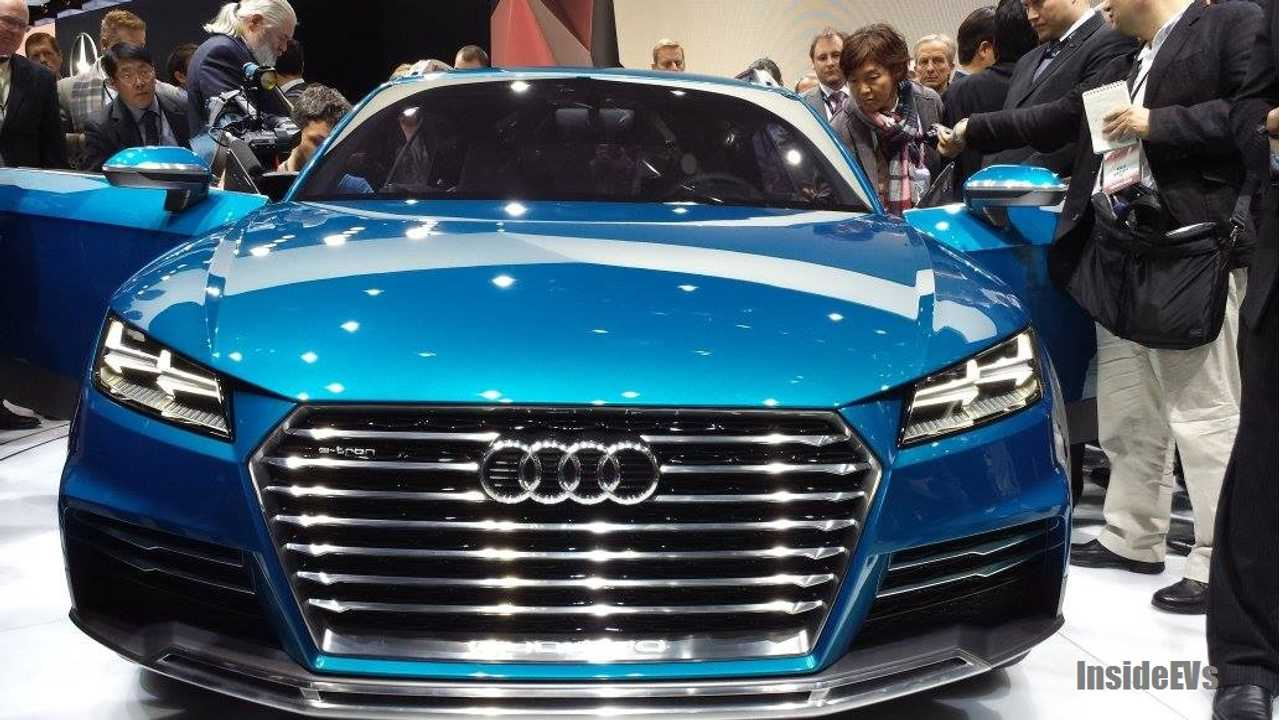 Audi Commits to Future PHEV Versions of A6, A8 and Q7
