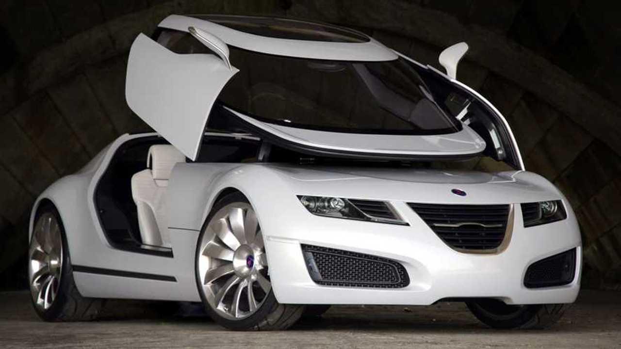Copertina Saab Aero-X Concept