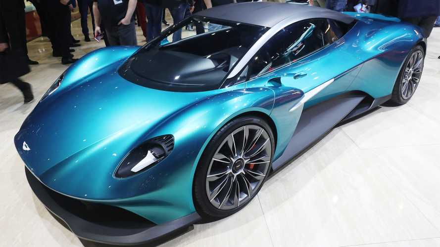 Aston Martin Vanquish Vision Is Another Mid-Engined Supercar
