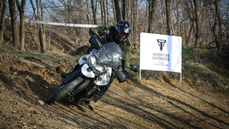 "Triumph Adventure Experience, la scuola offroad ""Made in Britain"""