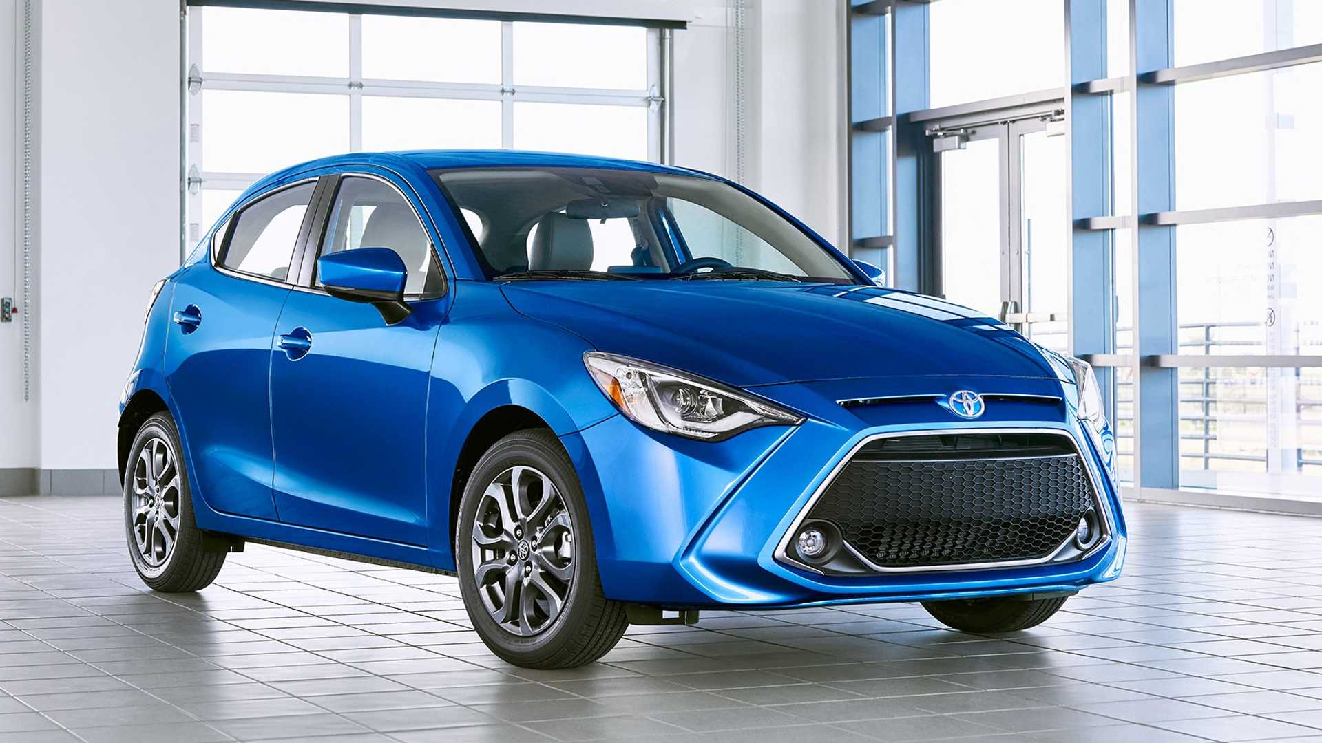 2020 Toyota Yaris Hatchback Won T Cost You More Than The Sedan