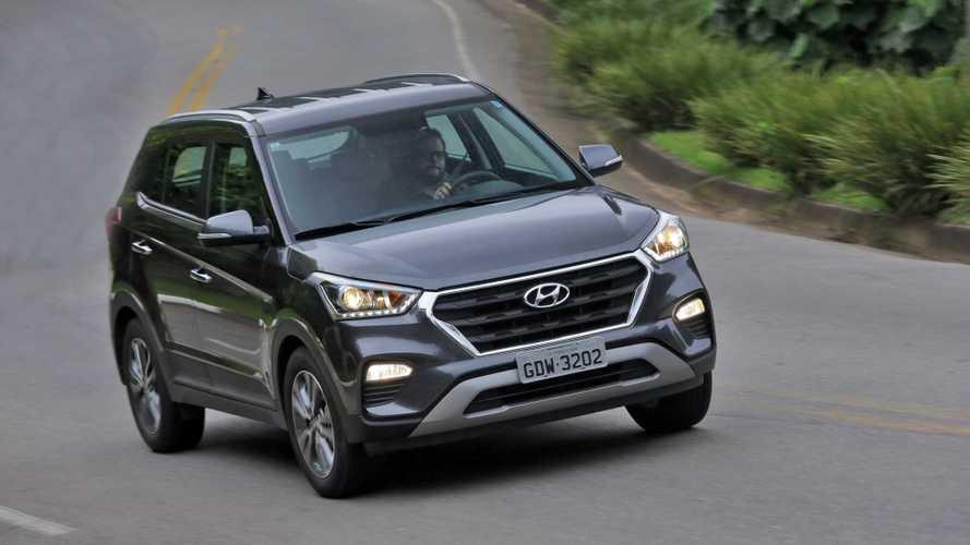 Hyundai Creta é oferecido em promoção com R$ 4.000 de desconto