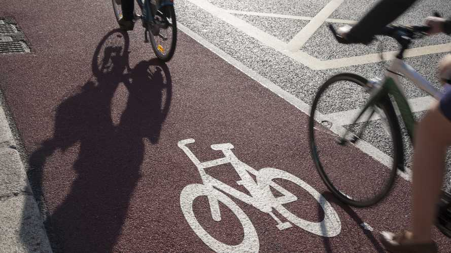 English councils get new powers to fine drivers parking in cycle lanes