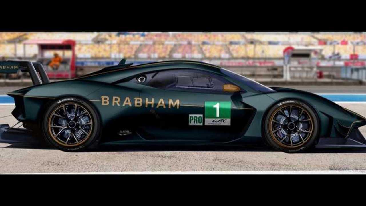 Brabham GTE Le Mans
