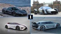 die faszinierendsten elektro supersportwagen