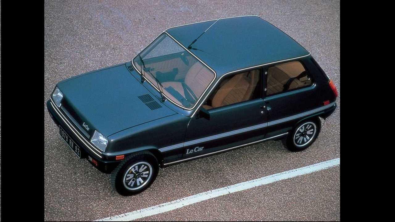 Renault Le Car 3 portes '1976-80