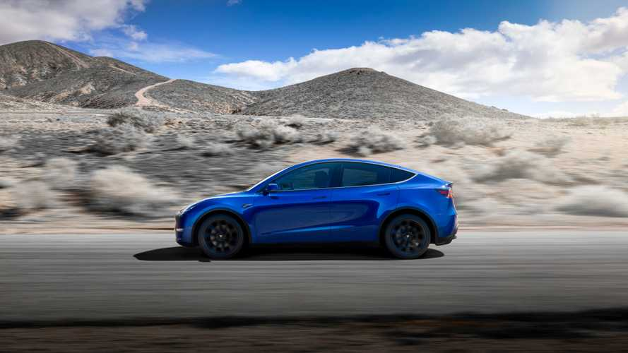 Tesla Model Y Performance terá autonomia de mais de 500 km